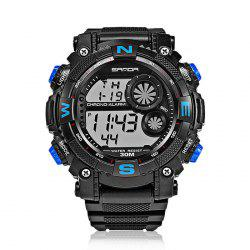 Sanda 323 5304 Sports Multifunctional Men Watch -