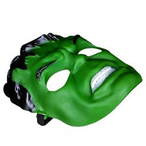 Giant Green Hulk Cosplay PVC Mask for Halloween Masquerade Party -