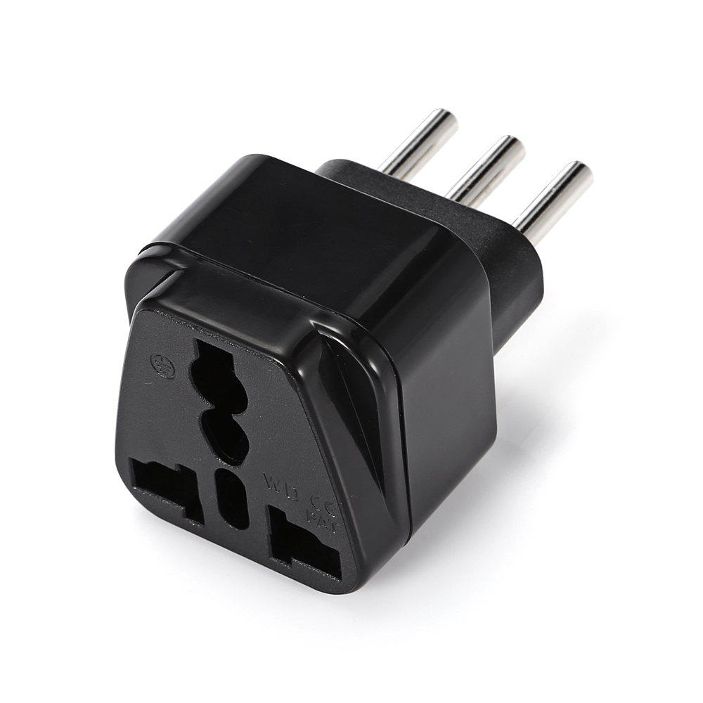 Discount Universal Plug Travel Adapter Type L for Italy