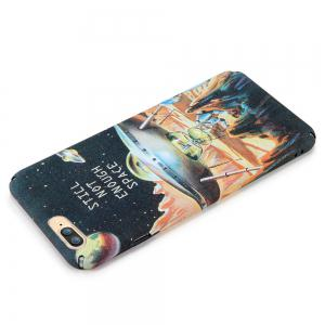 Space Series Pattern Phone Case for iPhone 7 Plus / 8 Plus -