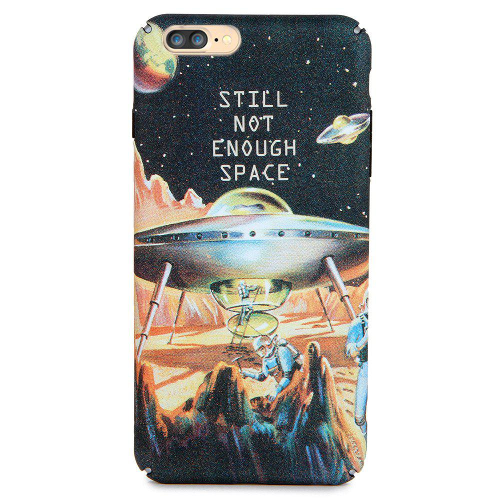 Cheap Space Series Pattern Phone Case for iPhone 7 Plus / 8 Plus