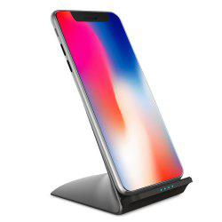 TOCHIC 10W Fast Wireless Charger for iPhone X / 8 / 8 Plus / Samsung / LG / Xiaomi -