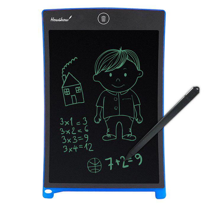 Discount HOWSHOW 8.5 - inch Shockproof Magic LCD Electronic Drawing Tablet for Children Students