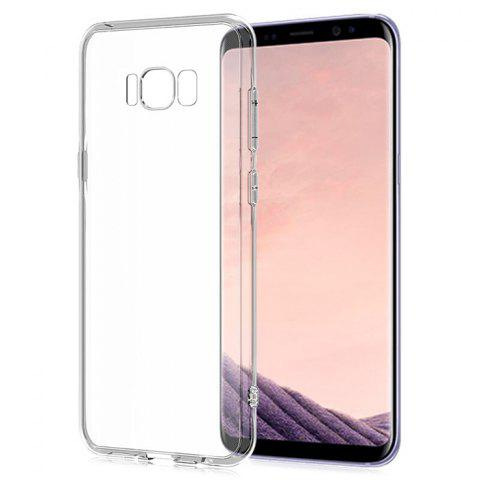 Unique Transparent Clear Protective Case for Samsung Galaxy S8