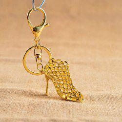 Creative High-heel Alloy Key Chain Hanging Pendant -