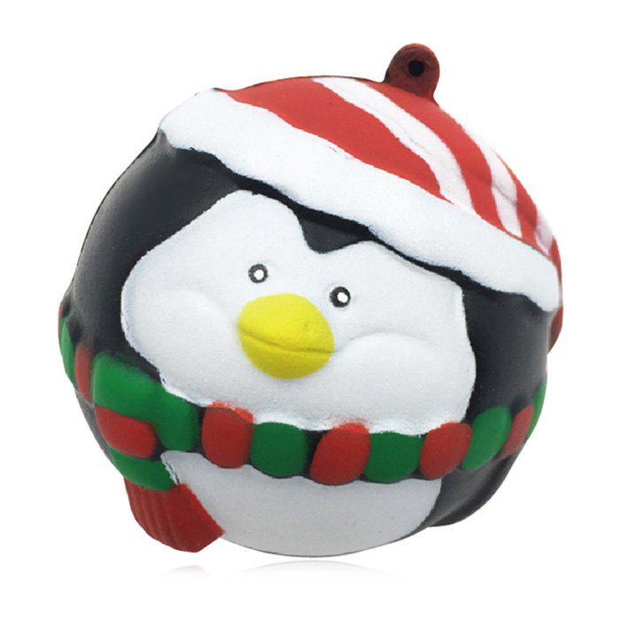 New Christmas Style Slow Rising Squishy Toy for Pressure Reducing