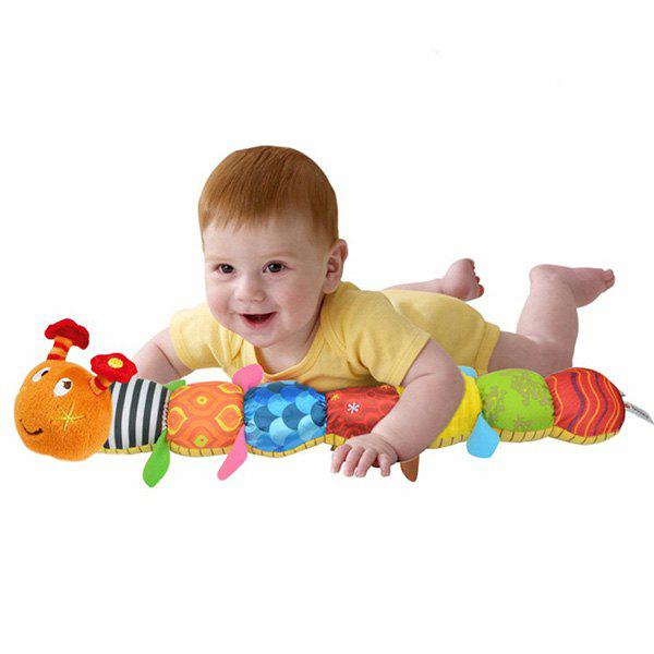 Outfits Multifunctional Puzzle Toy Music Worm for Baby