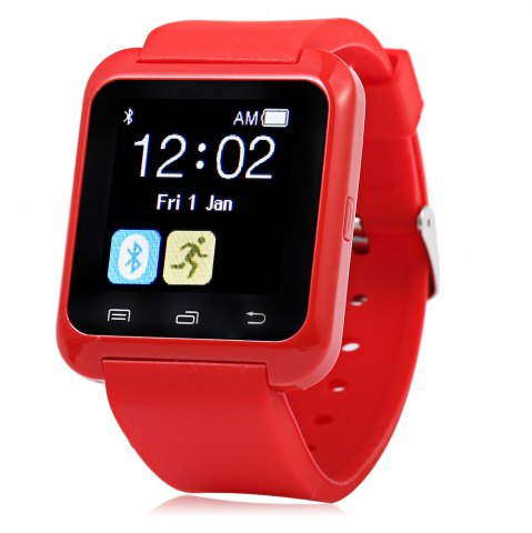 Outfits U8 Smart Watch with Pedometer Function