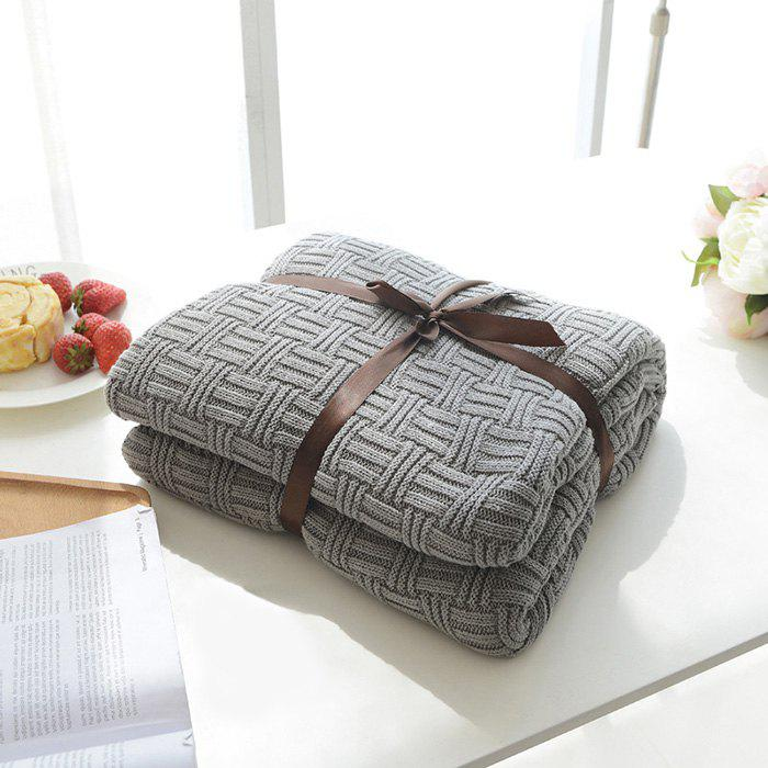 Unique Soft Style Cotton Thread Sofa Blanket
