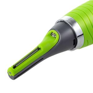 New Magic Max Personal Trimmer Multifunctional Hair Remover for Men - Green -