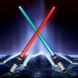 YWXLight Double Sided RGB LED Light Sword -