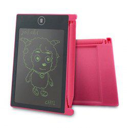 4.4 inch Digital LCD Writing Tablet High-definition Brushes Handwriting Board Portable No Radiation -
