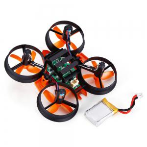 F36 Mini 2.4GHz 4CH 6 Axis Gyro RC Quadcopter with Headless Mode Speed Switch -