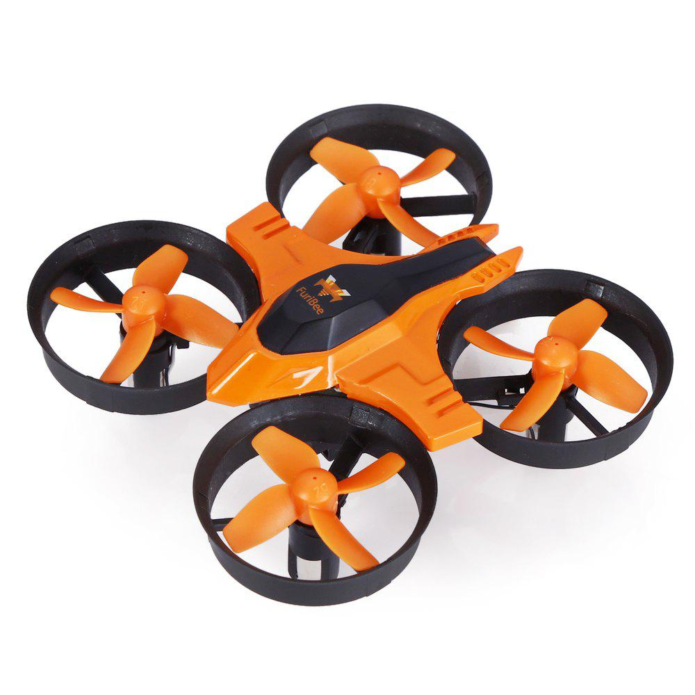 Hot F36 Mini 2.4GHz 4CH 6 Axis Gyro RC Quadcopter with Headless Mode Speed Switch