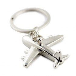 Aircraft Style Key Ring for Decoration -