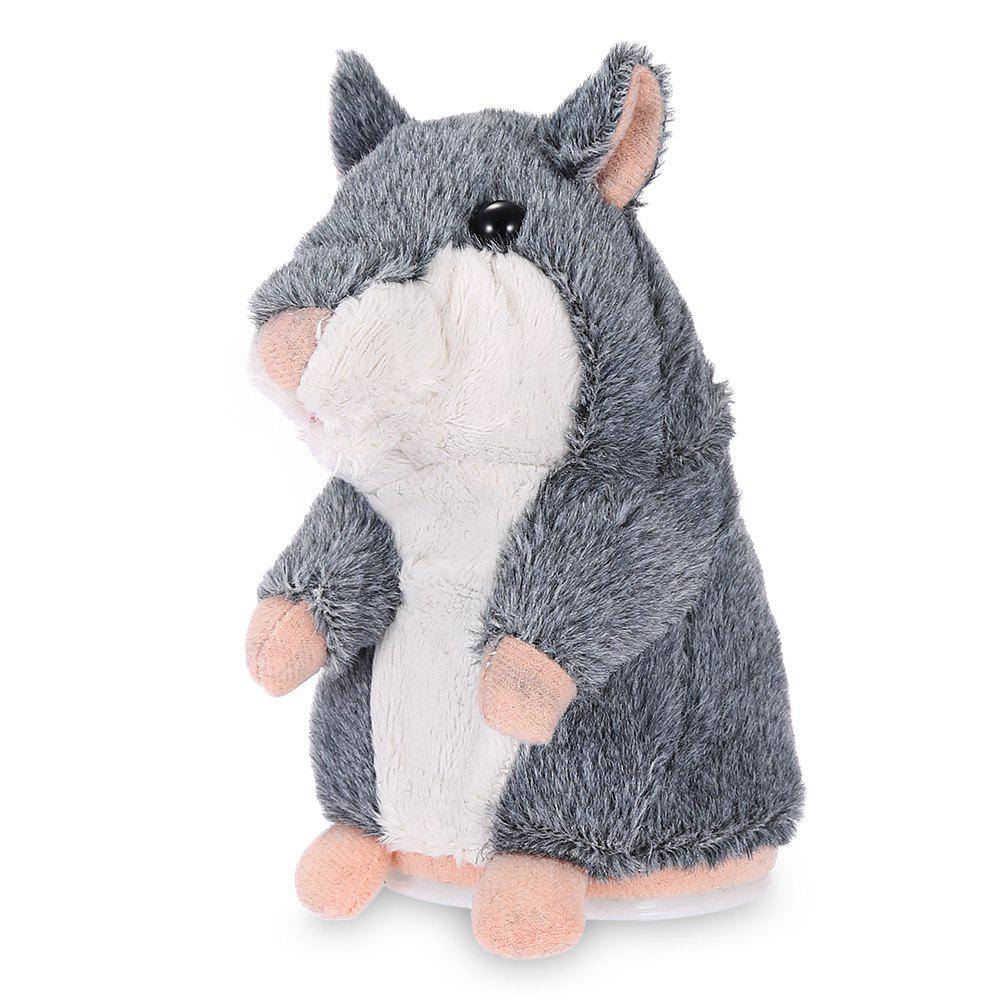 Discount Talking Recording Hamster Educational Plush Toy