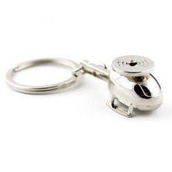 Mini Helicopter Style Key Ring -