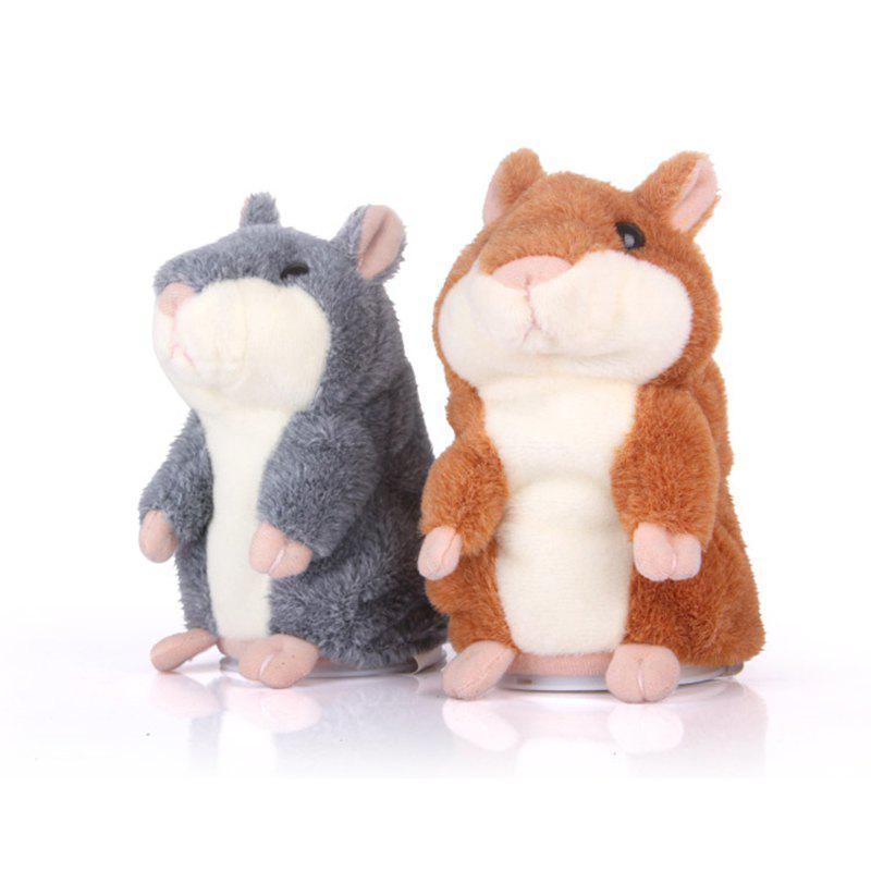 Talking Recordings Hamster Toy