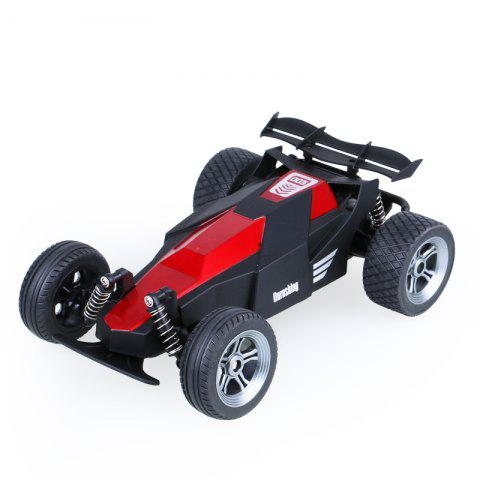 Affordable ATTOP YD-003 1:24 high speed 2.4G speed remote control car children model toy