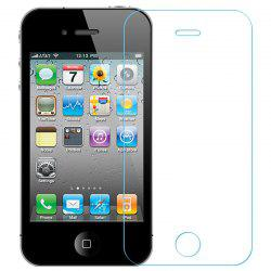 Tempered Glass 9H Hardness Explosion-proof Screen Protector for iPhone 4 / 4s -
