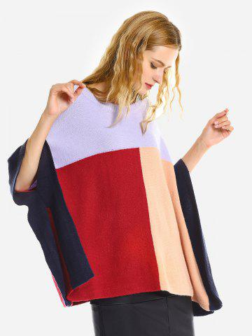 Pull Cape Lâche - COLORFUL - ONE SIZE