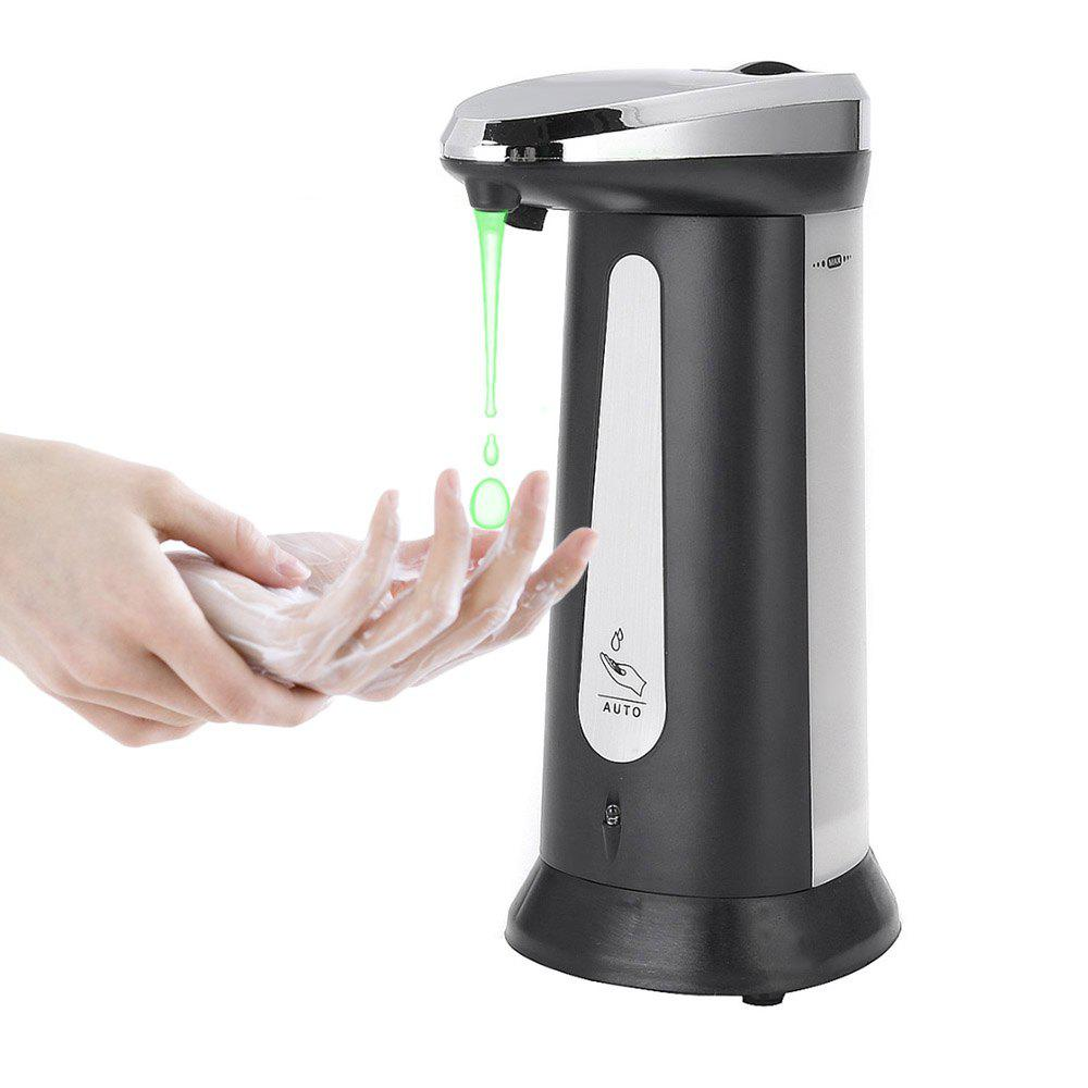 Buy 400Ml Automatic Liquid Soap Dispenser Smart Sensor Touchless Sanitizer Dispensador for Kitchen Bathroom