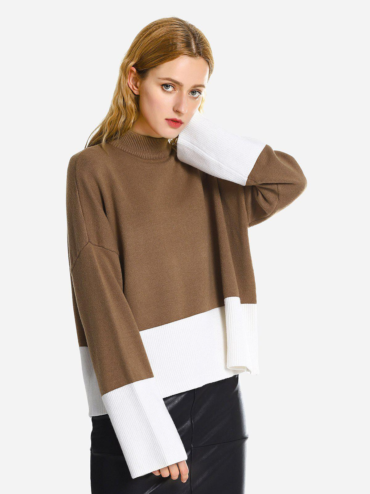 Shop ZAN.STYLE Loose Pullover Sweater