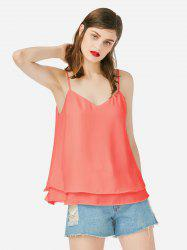 Camisole - Orange Rose XL