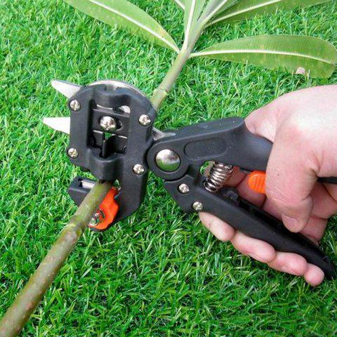 New Gocomma Garden Pruner Fruit Tree Branches Cutting Tool with Extra 2 Blades