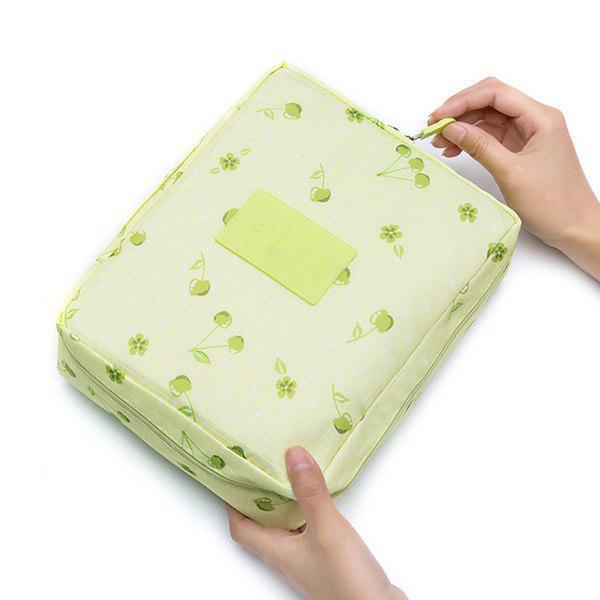 Chic Portable Multi-layer Cosmetic Bag