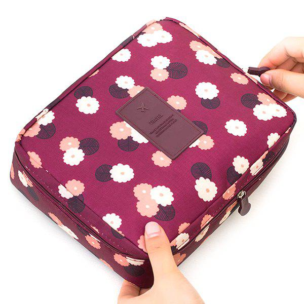 Store Portable Multi-layer Cosmetic Bag