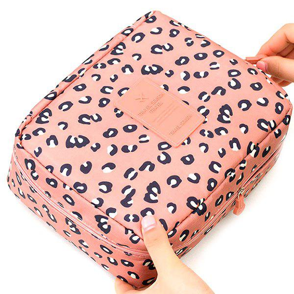 Outfits Portable Multi-layer Cosmetic Bag