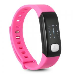 E29 Ppg+Ecg Smart Chip Bluetooth Wireless Sports Smart Bracelet For Ecg / Blood Pressure / Heart Rate / Blood Oxygen -