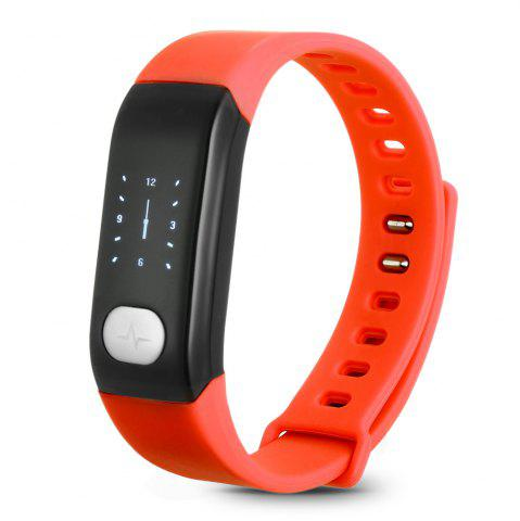 Latest E29 Ppg+Ecg Smart Chip Bluetooth Wireless Sports Smart Bracelet For Ecg / Blood Pressure / Heart Rate / Blood Oxygen