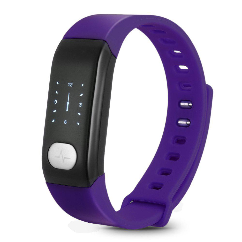 Unique E29 Ppg+Ecg Smart Chip Bluetooth Wireless Sports Smart Bracelet For Ecg / Blood Pressure / Heart Rate / Blood Oxygen