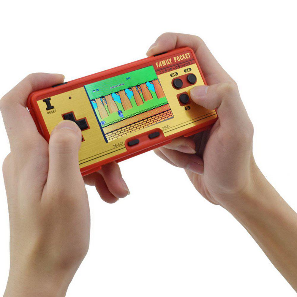 Unique Portable Wireless Handheld Game Console With 3 inch LCD Screen