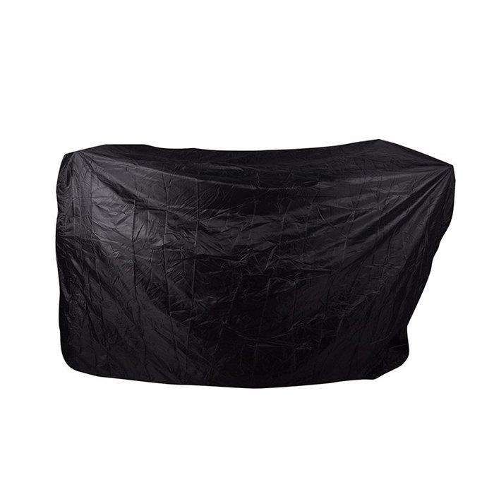 Trendy Polyester BBQ Grill Cover Waterproof Barbecue Burner Dust Protector