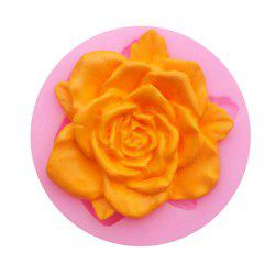 Facemile Flower Style Silicone Molds for Cake Decoration -