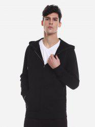 ZAN.STYLE Pocket Hooded Sweatshirt -