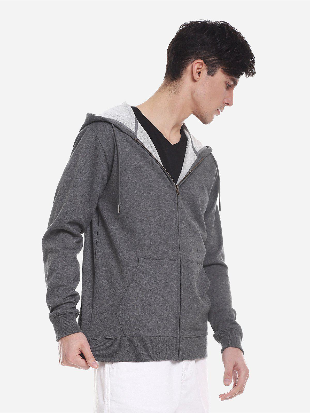 Sale ZAN.STYLE Pocket Hooded Sweatshirt