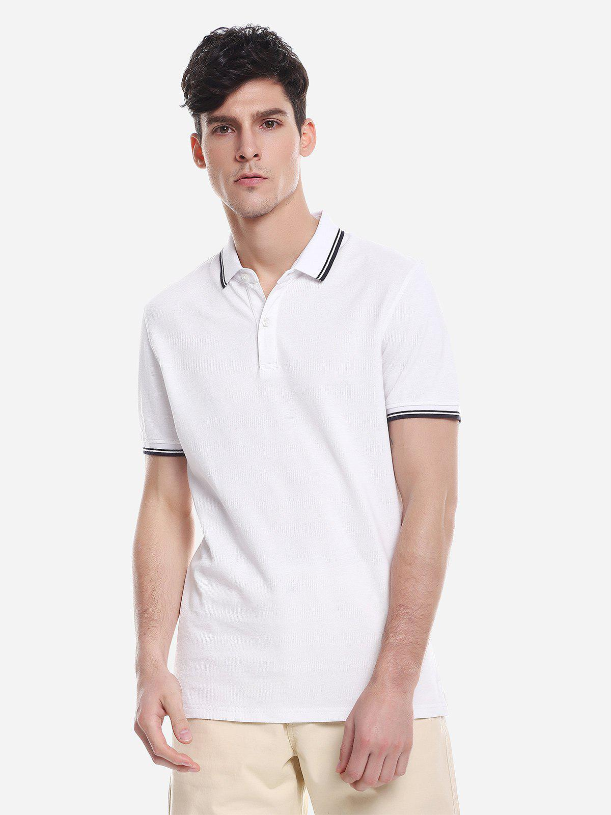 Best Contrast Color POLO Shirt