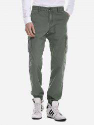 ZANSTYLE Men Slim Cargo Pants -