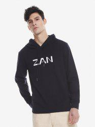 Sport Casual Pullover Hoodie -