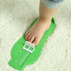 Children Baby Foot Shoe Size Measure Tool Infant Ruler Gauge -