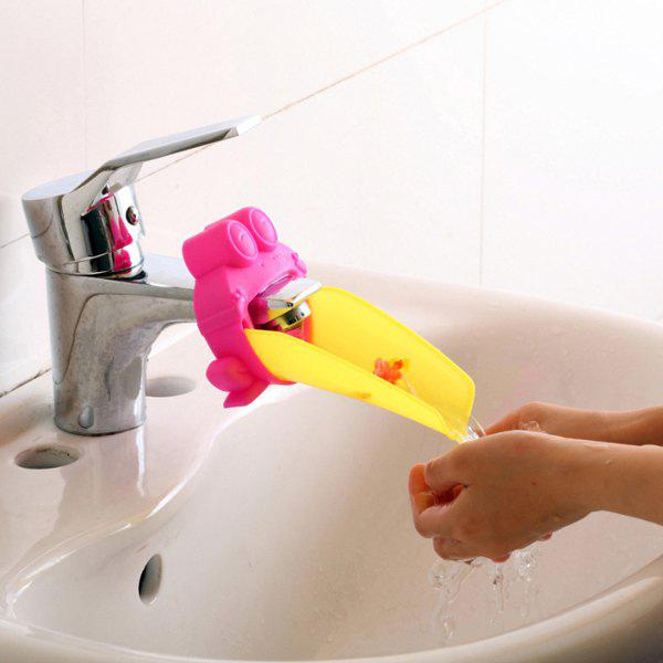 Sale Baby Frog Faucet Extender Diverter for Babies Toddlers Kids Children