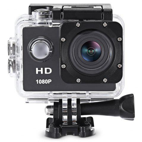 Latest F80 1080P HD Action Camera with 30m Waterproof Case