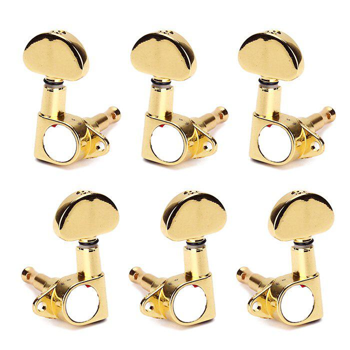 Fancy GC203K Full Sealed 3L3R Guitar Machine Heads Tuners Tuning Pegs