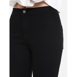 Slim Stretchy Pencil Pants -
