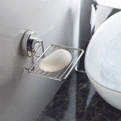 Non Perforated Suction Cup Soap Rack -
