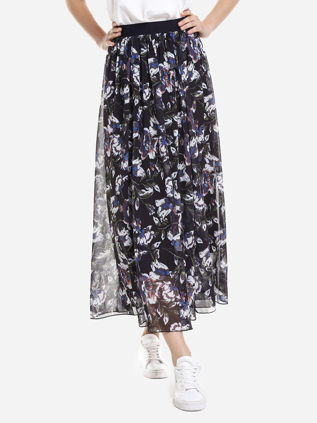 8b31d2707e4 Long Wide Maxi Skirt - Gomes Weine AG